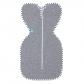 Love to Dream Love to Swaddle Up Original (Medium) - Grey