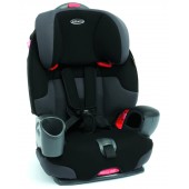 Graco Nautilus Car Booster Seat Group 1,2,3 - Charcoal