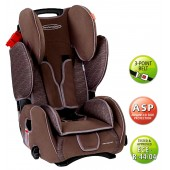 Storchenmühle STM RECARO Starlight SP Group 1,2,3 Booster Car Seat - Chocco