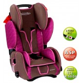Storchenmühle STM RECARO Starlight SP Group 1,2,3 Booster Car Seat - Berry