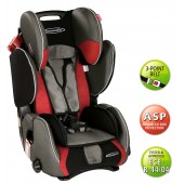 Storchenmühle STM RECARO Starlight SP Group 1,2,3 Booster Car Seat - Active Red
