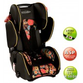 Storchenmühle STM RECARO Starlight SP Group 1,2,3 Booster Car Seat - Fancy Flower