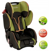 Storchenmühle STM RECARO Starlight SP Group 1,2,3 Booster Car Seat - Froggy Queen