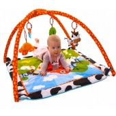 Red Kite Activity Mat Play Gym - Farm Yard