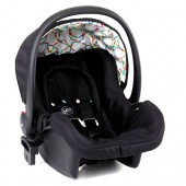 My Child Floe Group 0+ Car Seat - Rainbow Squiggles