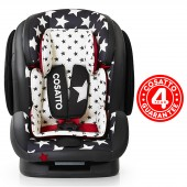 Cosatto Hug Group 123 Recline Car Seat - All Star