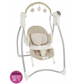 Graco Swing 'n' Bounce 2 in 1 Swing - Benny & Bell