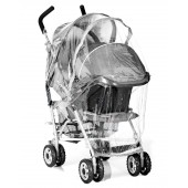 4Baby Universal Zipped Travel  System Raincover