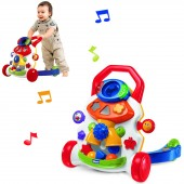 Chicco Baby Steps 2 in 1 Activity Walker