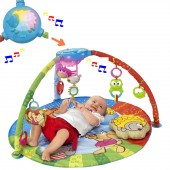 Chicco 3 in 1 Bubble Musical Gym Playmat