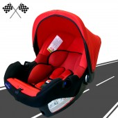 Nania SP Beone Group 0+ Car Seat - Hatrix Red