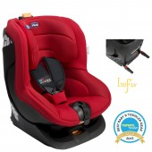 Chicco Oasys Group 1 Isofix Car Seat -Fire
