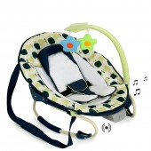 Hauck Leisure E-Motion Baby Bouncer Chair - Fruits