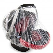 Hauck Rainy Group 0+ Car Seat Raincover