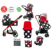 Cosatto Giggle 3 in 1 Combi Travel System - All Star