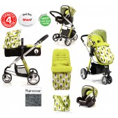 Cosatto Giggle 3 in 1 Combi Travel System - Treet
