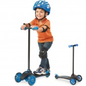 Little Tikes Lean To Turn Scooter - Blue