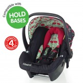 Cosatto Hold Giggle Group 0+ Car Seat - Flamingo Fling