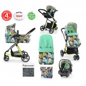 Cosatto Giggle 2 Combi 3 in 1 Travel System - Firebird