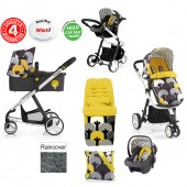 Cosatto Giggle 2 Combi 3 in 1 Travel System - Moonwood