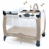 Graco Contour Electra Travel Cot - Benny & Bell