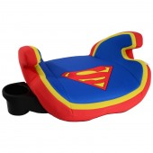 Kids Embrace Group 2,3 Car Seat Booster - Superman