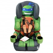 Kids Embrace Group 1,2,3 Booster Car Seat - Ninja Turtle (Leonardo)
