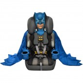 Kids Embrace Group 1,2,3 Booster Car Seat - Batman