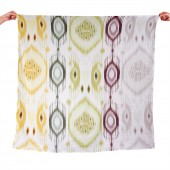 OiOi Ikat Adventure Blanket - Natural
