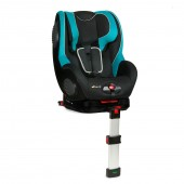 Hauck Guardfix Group 1 Car Seat - Black / Aqua