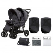 ABC Tandem Pushchair - Arctic
