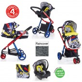 Cosatto Woop Travel System - Old Skool