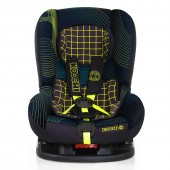 Koochi Kickstart 2 Group 1 Car Seat - Green Hyperwave