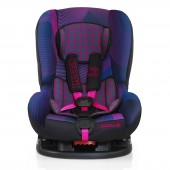 Koochi Kickstart 2 Group 1 Car Seat - Pink Hyperwave