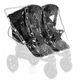 Hauck Roadster Duo Side By Side Double Twin Pushchair Raincover