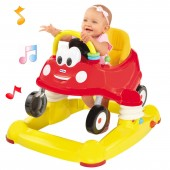 Little Tikes 3in1 Cozy Coupe Musical Walker / Entertainer