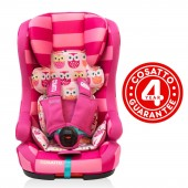 Cosatto Hubbub 5 Point Plus Group 123 ISOFIX Car Seat - Twee Twoo