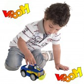 Chicco Turbo Touch Crash Car - Derby Blue