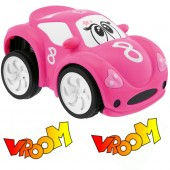 Chicco Turbo Touch Car - Pinky