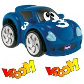 Chicco Turbo Touch Car - Fast Blue