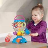 Little Tikes Discover Sounds Shape Sort & Scatter