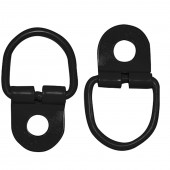 AxKid Car Seat Attachment Loops - Black