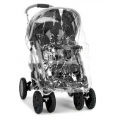 4Baby Universal Pushchair Stroller Raincover