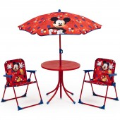 Delta Children Outdoor Patio Set - Disney Mickey Mouse