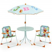 Delta Children Outdoor Patio Set - Disney Winnie The Pooh
