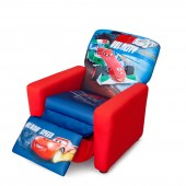 Delta Children Upholstered Recliner Chair - Disney Pixar Cars