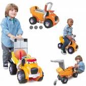 Little Tikes Big Dog Truck 3 in 1 Ride On From 12+ Months