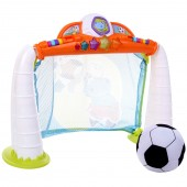 Chicco Fit & Fun Goal League / Soccer Trainer
