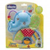 Chicco 4ever Friends Puzzle - Mr Elephant