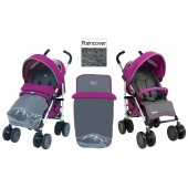 Chicco Multiway Evo Stroller - Provence